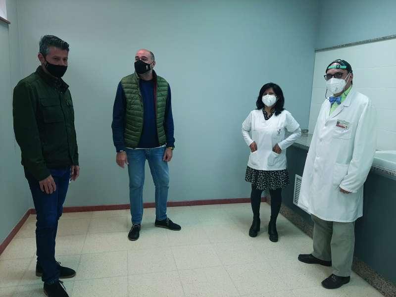 Nou servei pediatria d