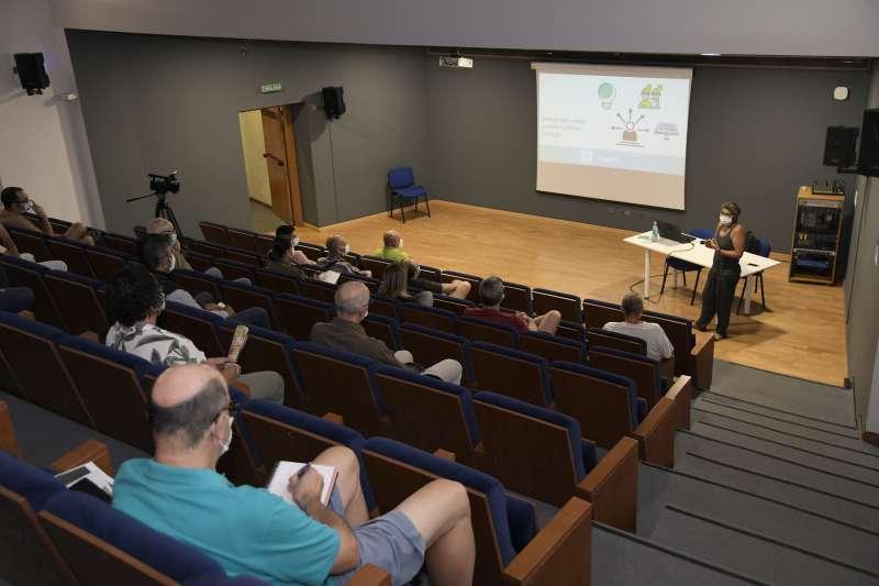 Taller participatiu per a avançar en la creació de la Comunitat Local d?Energia de Paiporta.