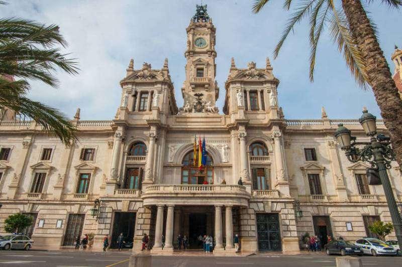 Imagen de archivo del Ayuntamiento de Valencia.