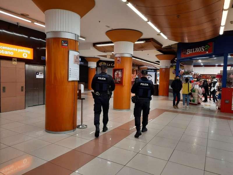 Dos Policías de la Generalitat
