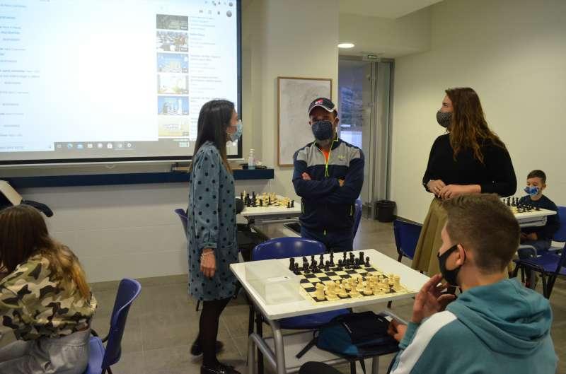Club de ajedrez de Oropesa del Mar / EPDA