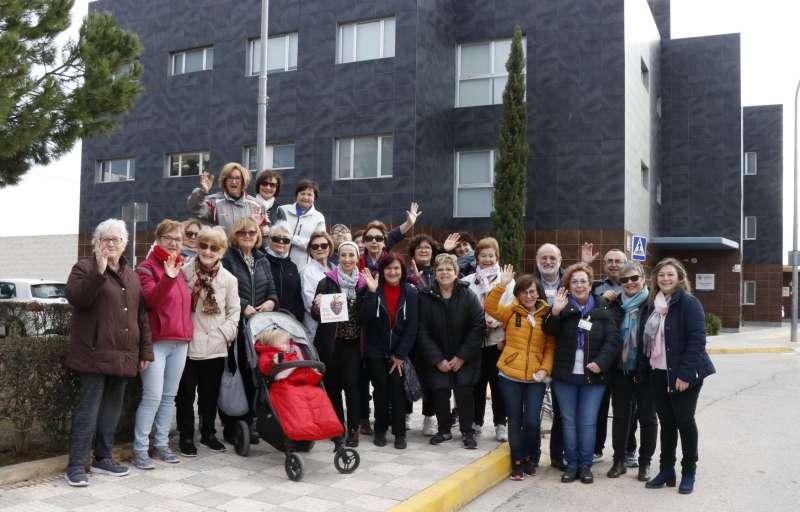 Participantes del proyecto. EPDA