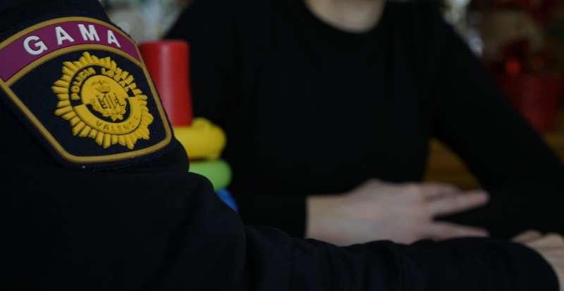 Imagen de archivo de la unidad GAMA de la Policía Local de Valencia.