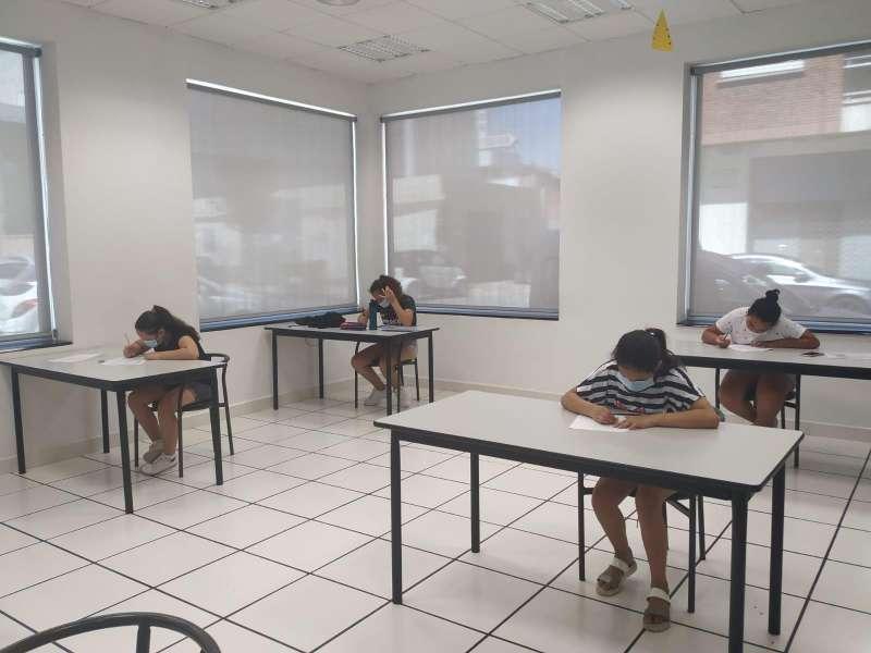 Refuerzo escolar en Massanassa. EPDA