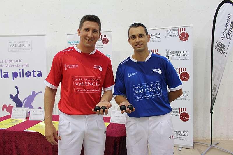 Pasqual i Boni, últims finalistes de l
