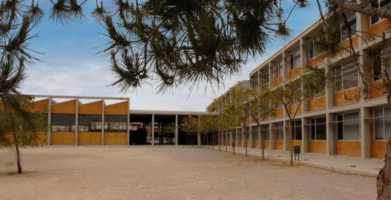 Centre escolar a Alaquàs. EPDA