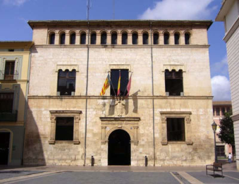 Ayuntamiento de Alzira. EPDA