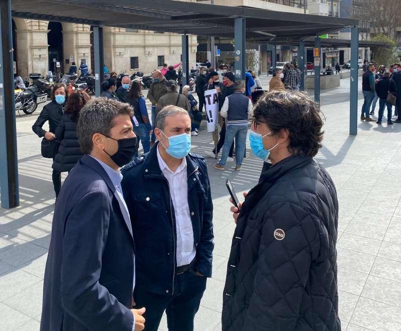 Protesta de Alroa/EPDA