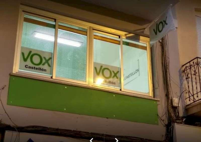 Vox Castellón. EPDA