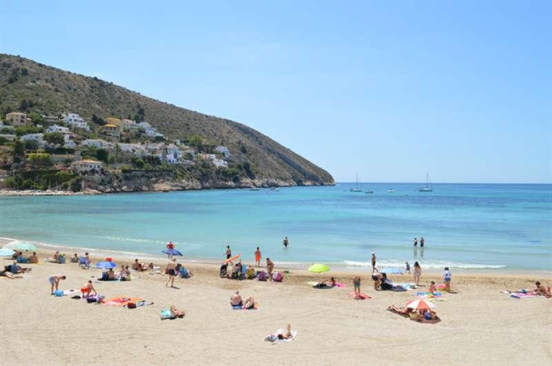 Playa de Moraira