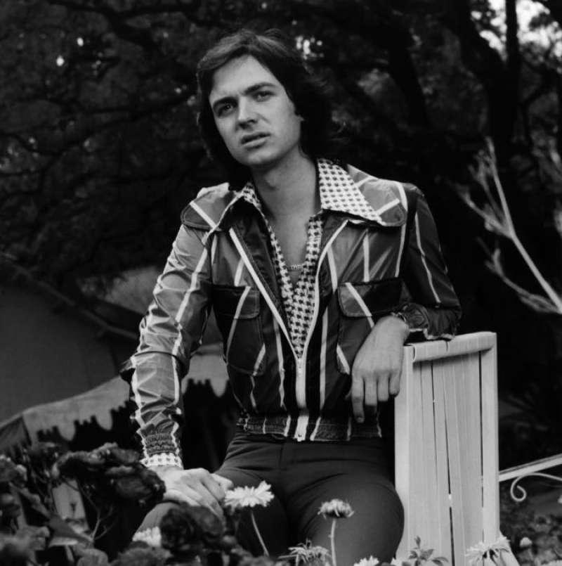 El cantante Camilo Sesto, en una imagen de 1972. EFE/Archivo
