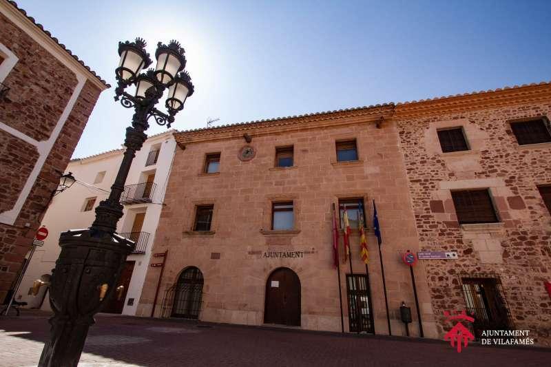 Ayuntamiento de Vilafamés. EPDA