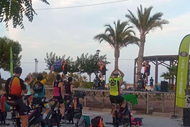 Sunset Cycling/EPDA