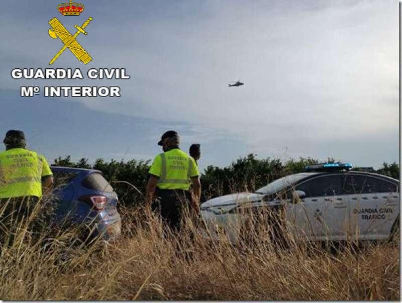 guardia Civil./ EPDA