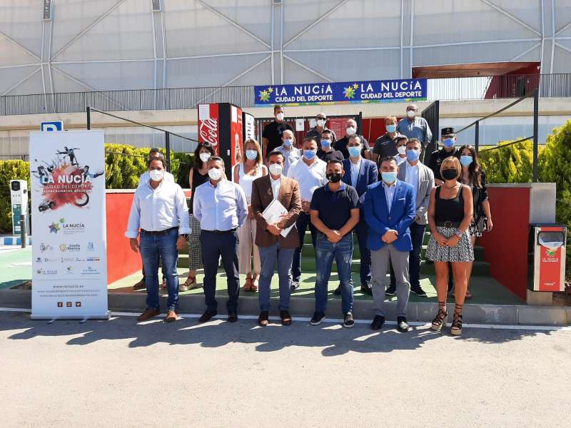 Turisme Comunitat Valenciana, en colaboración con Telefónica y el Ayuntamiento de La Nucia, ha impulsado un proyecto piloto para la gestión de datos y sensorización en Destinos Turísticos Inteligentes. Imagen: GVA