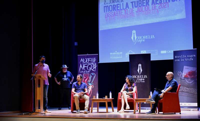Morella Negra/EPDA