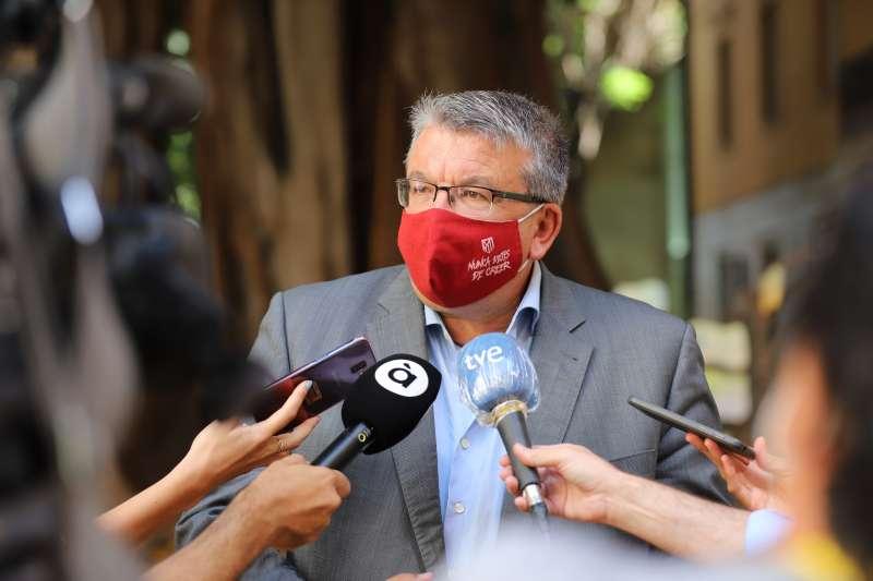 Fernando Llopis. EPDA.
