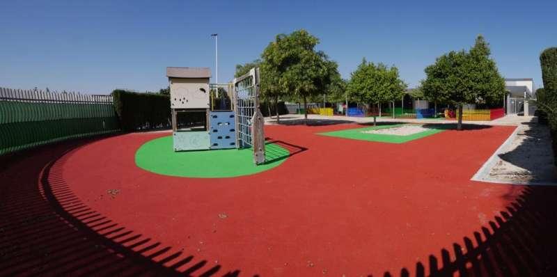 Reformes del pati infantil del CEIP Patacona
