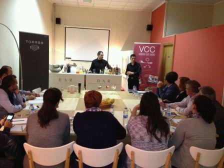 Algunos de los asistentes a la master class. FOTO: EPDA