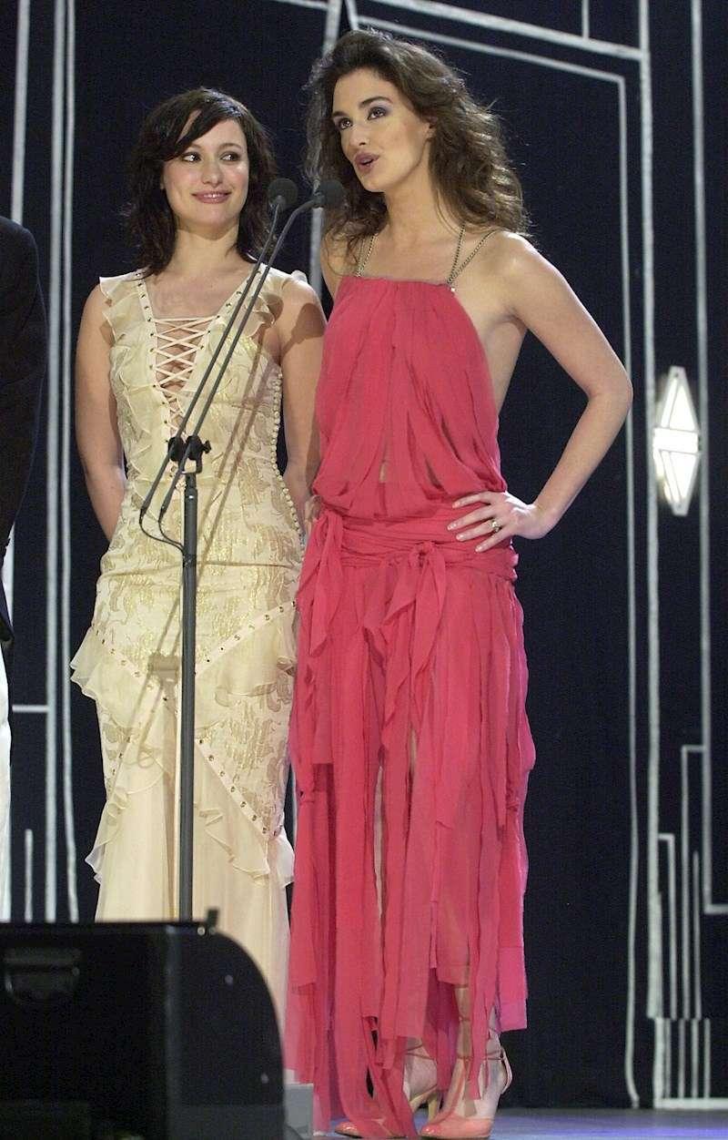 Las actrices Paz Vega y Natalia Verbeke son dos de las actrices que participan en esta iniciativa. EFE/Archivo