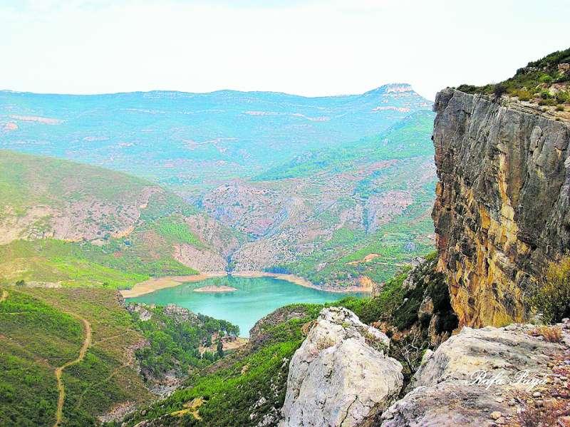 Vereda del Barranco de La Hoz