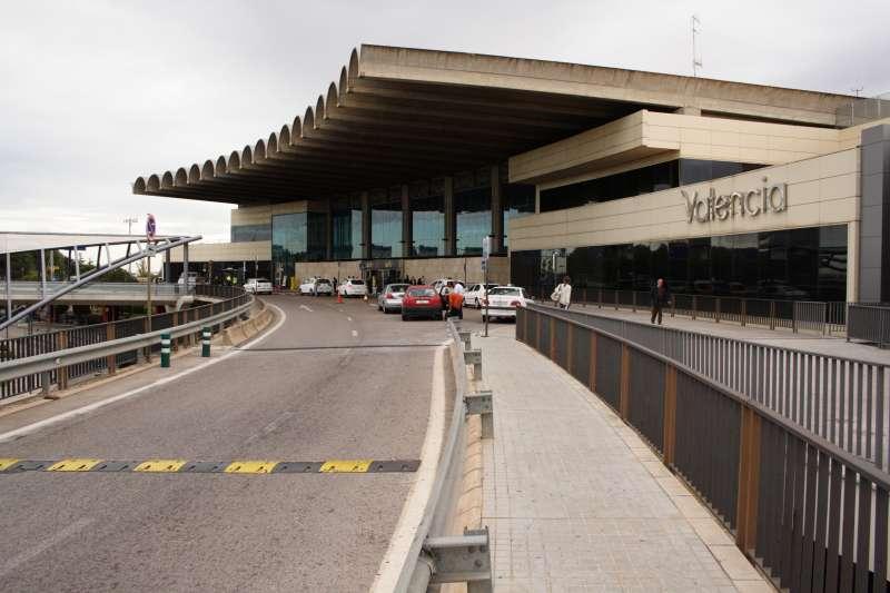Imagen de archivo Aeropuerto de Manises, València./ EPDA