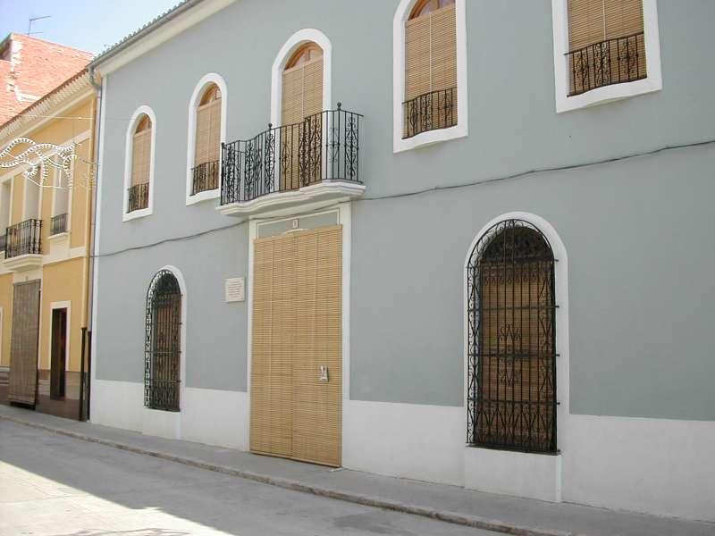 Calle de Benaguasil. EPDA.