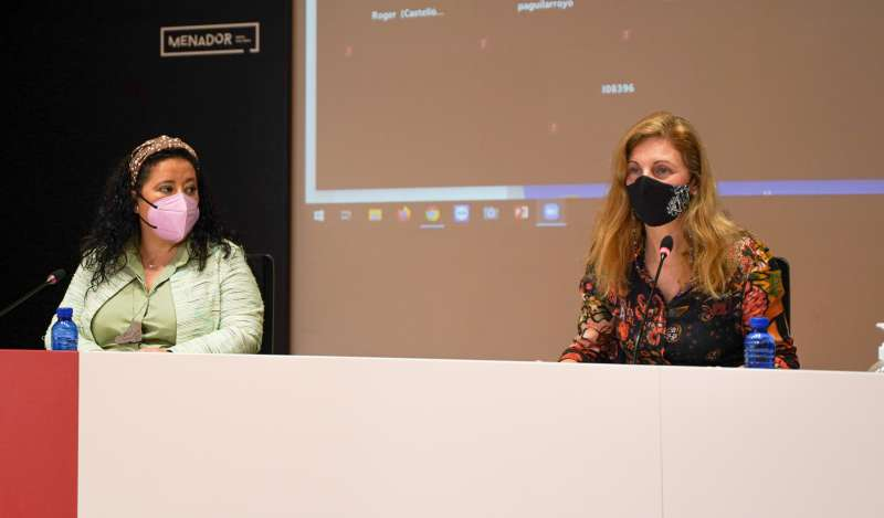 Amparo Marco i Pilar Escuder/EPDA