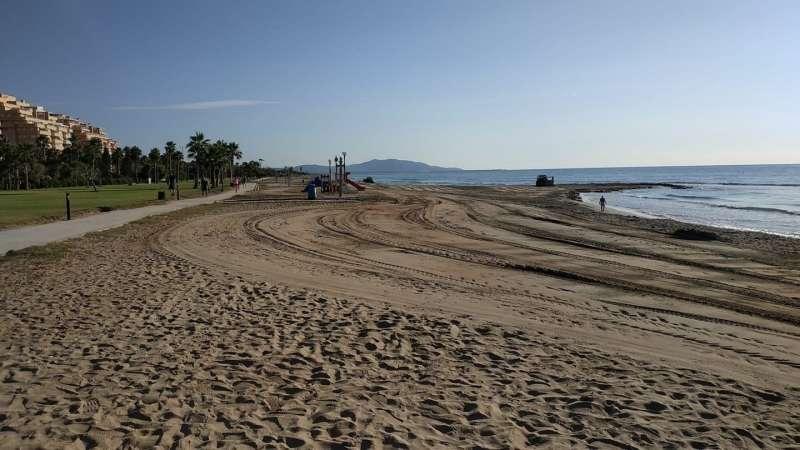 Playa Amplàries/EPDA