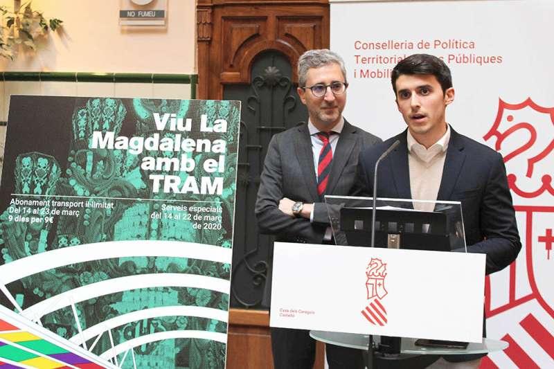 Jorge Ribes i Arcadi España. EPDA
