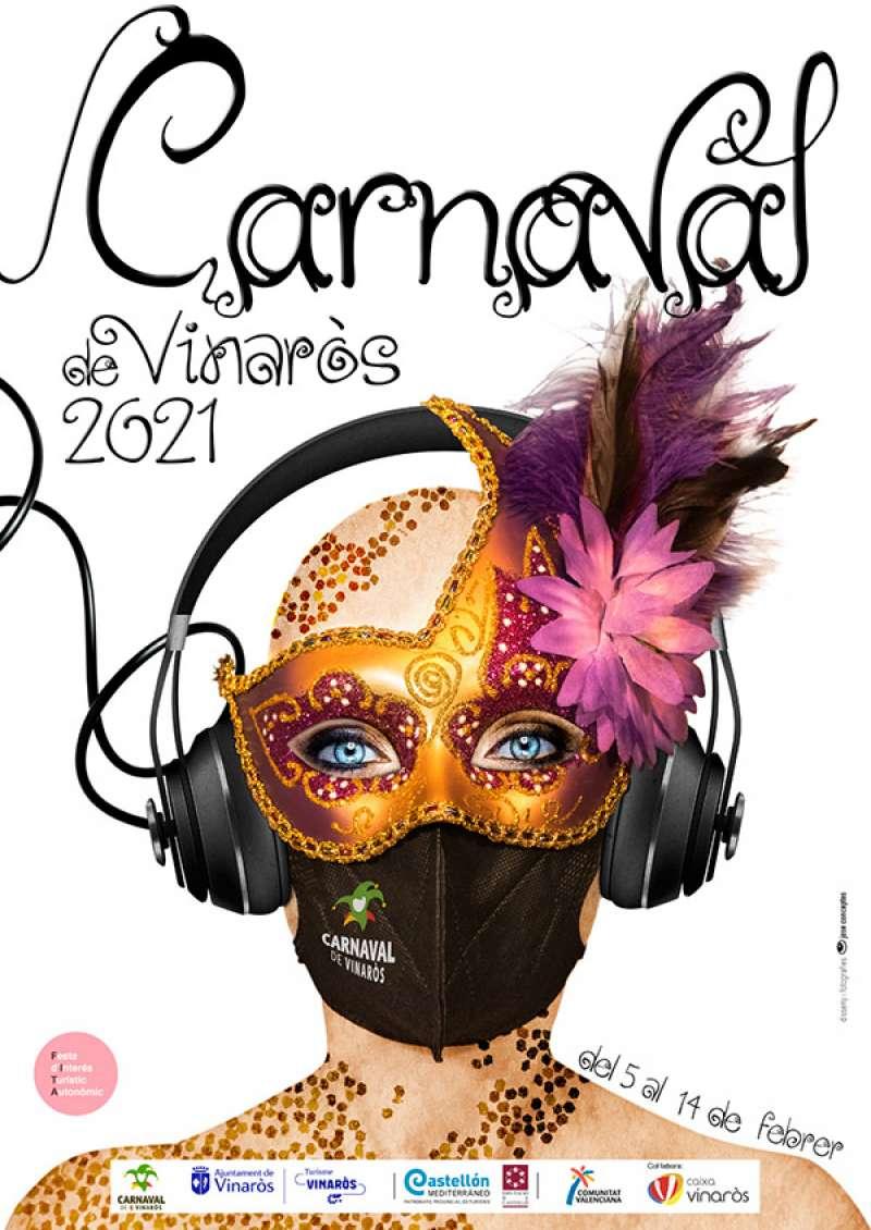 Cartel Carnaval Vinaròs