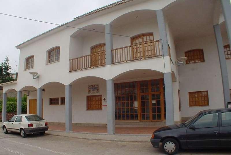 Ayuntamiento de Torres Torres. / EPDA