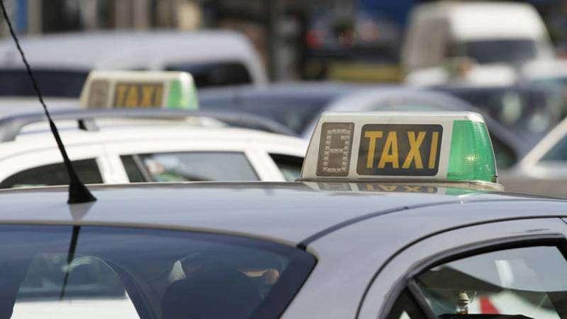 Imagen de archivo Conselleria de Movilidad, sector taxi./ EPDA