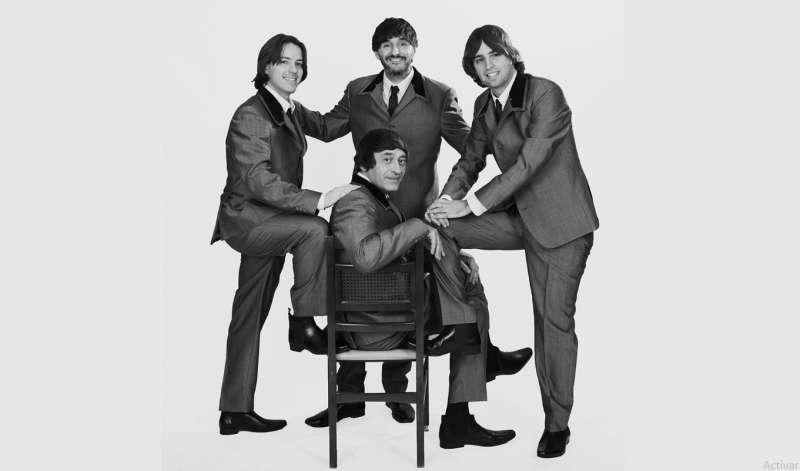 The Blisters. Tributo en los Beatles, en la programación
