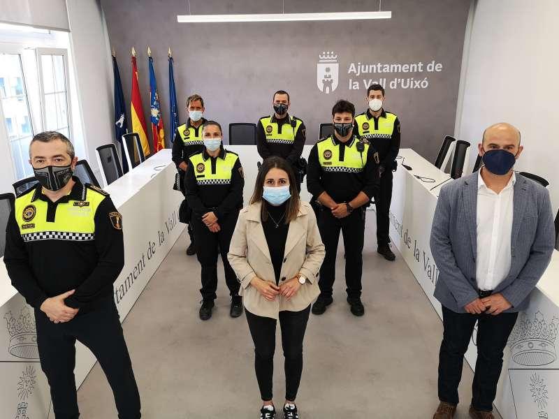 Policíes/EPDA