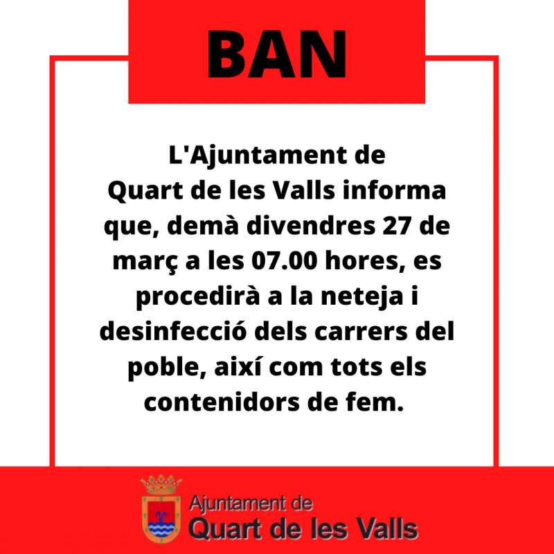 Ban de l