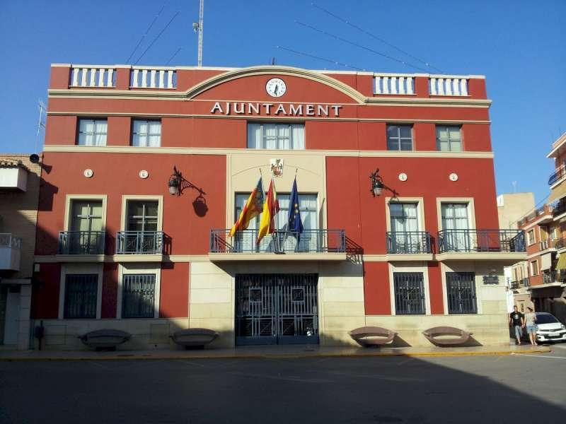 Ayuntamiento de Rafelbunyol. EPDA