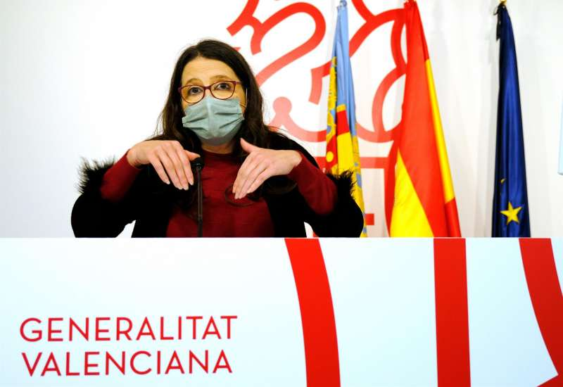Mónica Oltra/EFE