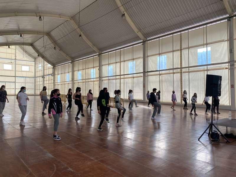 Curso de baile/EPDA