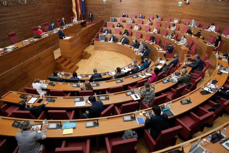 Debate de política general en Les Corts. EFE