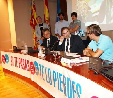 Sanitat y la ONG Controla Club cumplen 15 años de colaboración. Foto EPDA