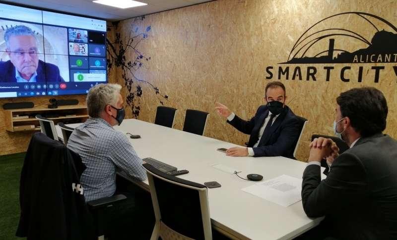 Smart cities/EPDA