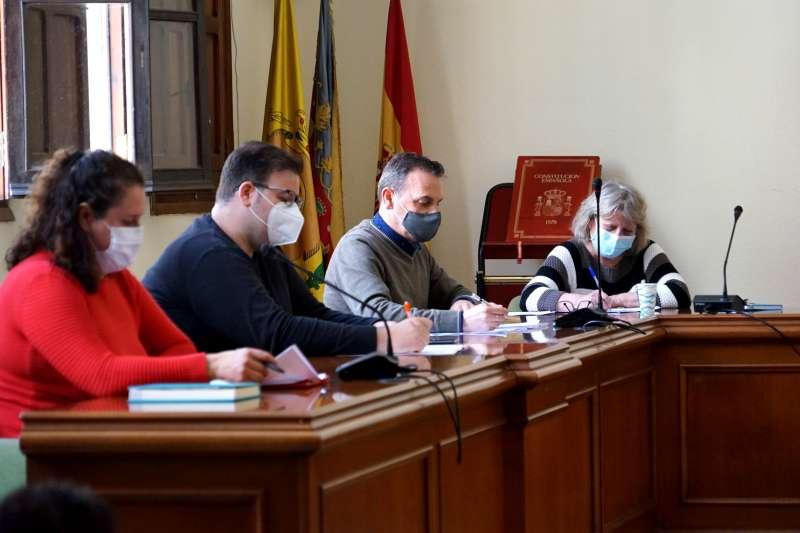 Consejo Económico y Social en el Ayuntamiento de Benetússer.