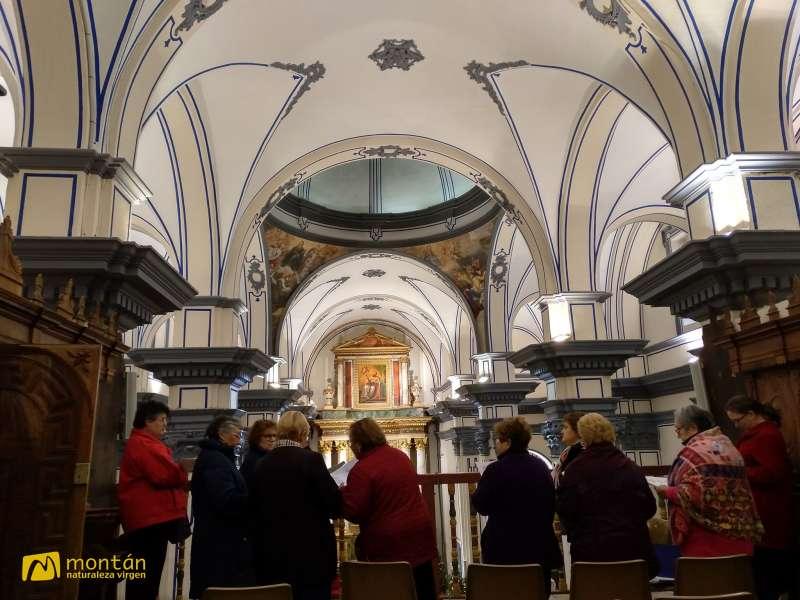La iglesia del convento de servitas acogerá la celebración