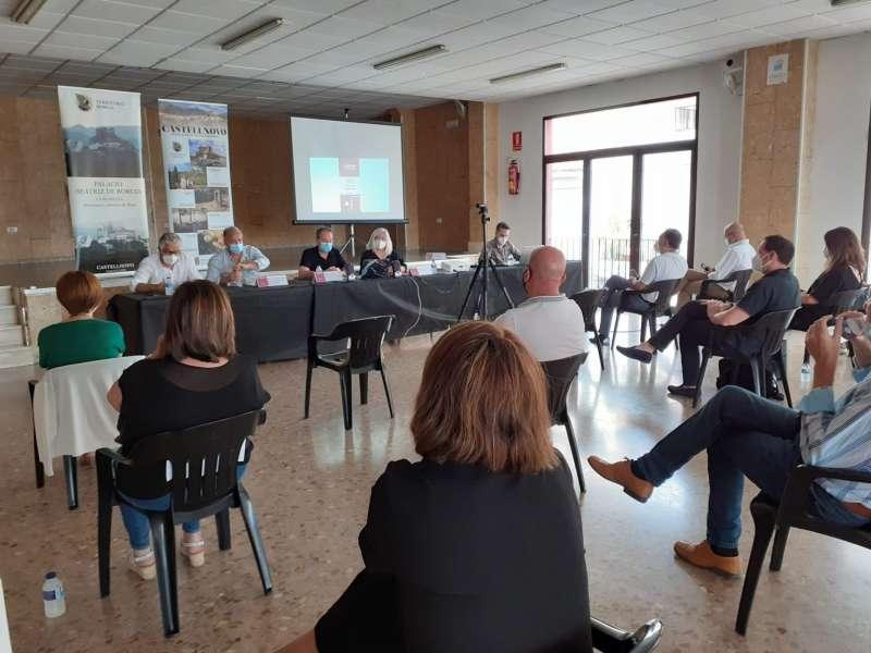 Sesión en Castellnovo