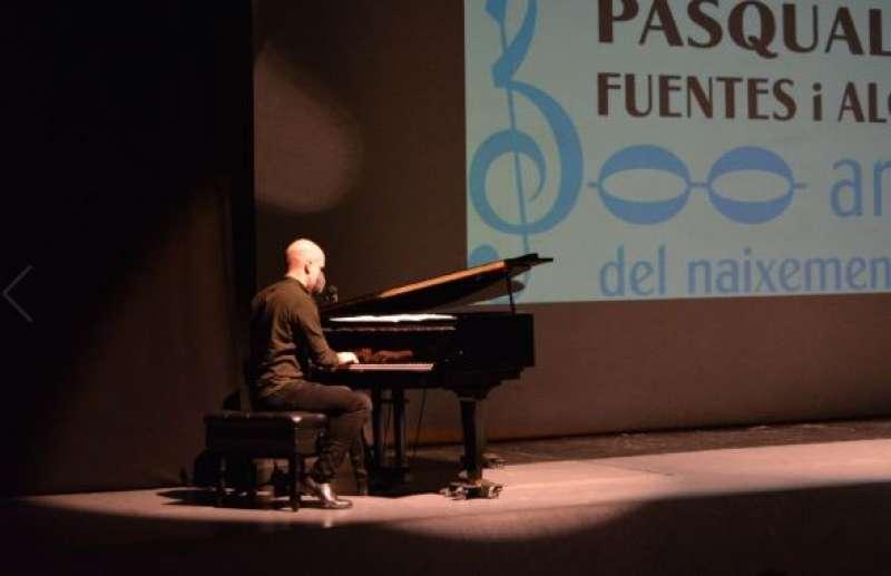 Pascual Fuentes. EPDA
