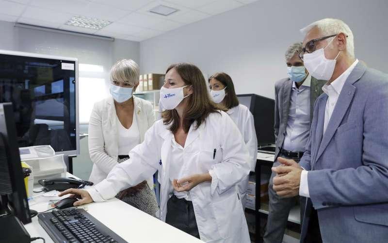 Imagen del Área de Genética Clínica y Molecular del Hospital Vall d