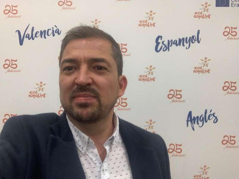 Pere Valenciano, director del Grupo El Periódico de Aquí. EPDA