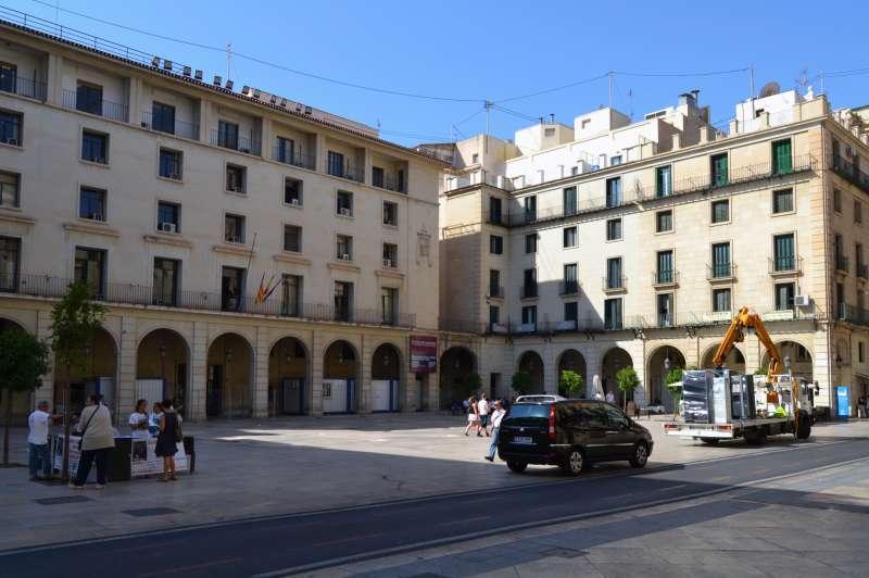 Audiencia Alicante. Foto archivo./EPDA