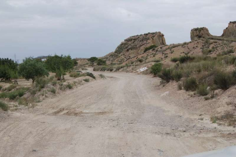 Camino rural/EPDA
